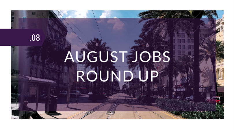New Orleans, Louisiana, United States More New Orleans jobs > Experience with business processes for Medical Records Applications and the general operation of a healthcare provider.